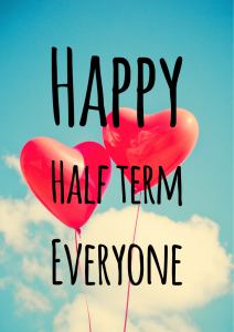 Happy half-term! – French at Eagley
